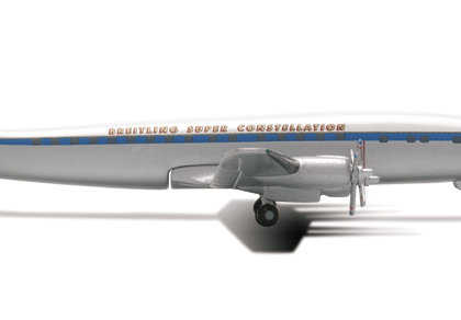 Breitling  Lockheed L-1049 Super Constellation - Herpa 514279