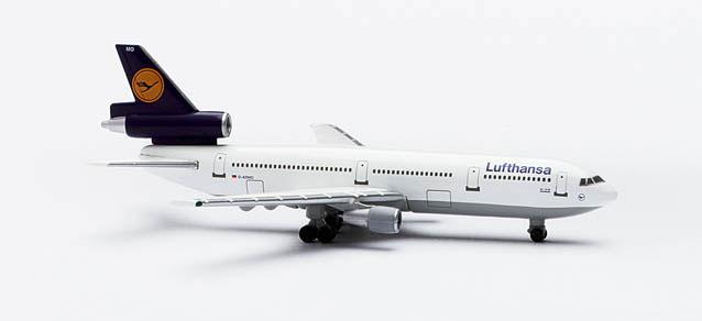 Lufthansa McDonnell Douglas DC-10 - 516204