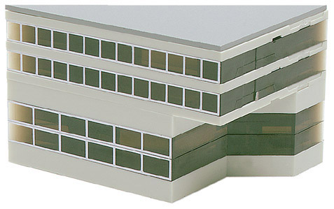 Airport building: Side building (high) 1