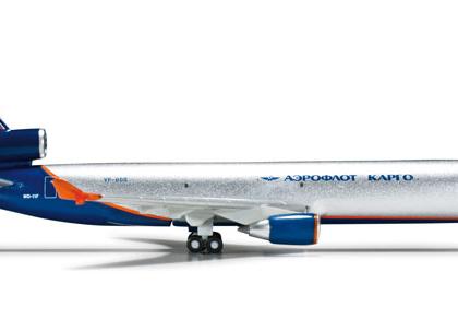 Aeroflot McDonnell Douglas MD-11F -  Herpa 523653