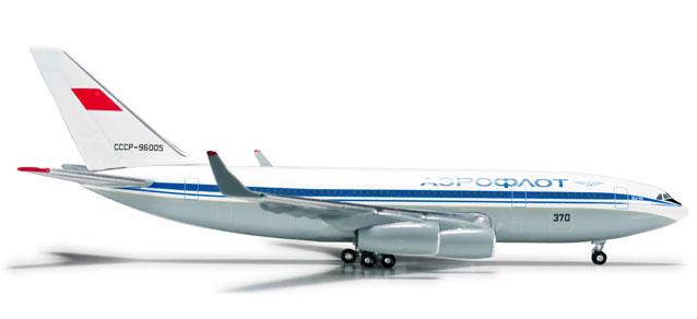 Aeroflot IL-96-300 - Herpa 524223