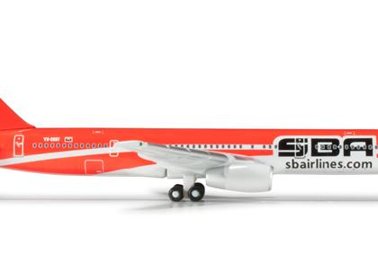 SBA Airlines Boeing 757-200 - 526029