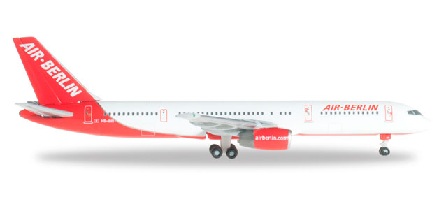Air Berlin Boeing 757-200 - Herpa 526463