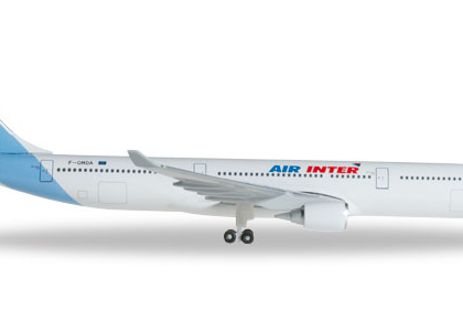 Air Inter Airbus A330-300 - Herpa 526760