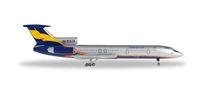 Aeroflot Don Tu 154M - Herpa 528696