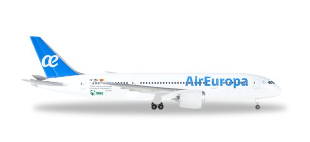 Air Europa Boeing 787-8 Dreamliner - Herpa 529396
