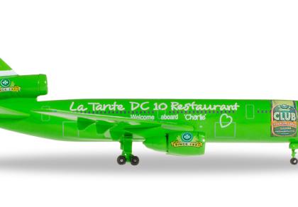 La Tanta DC10 Restaurant - Herpa 529761