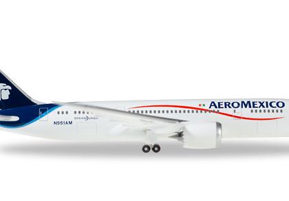 Aeromexico Boeing 787-8 Dreamliner - Herpa 529815