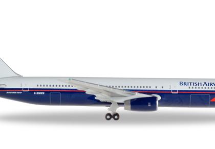 British Airways Boeing 767-300 Landor Colors - Herpa 529822