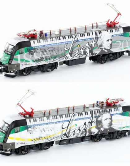 Taurus Liszt GySEV br1047-503-6 - Hobbytrain jc60010 DCC FITTED (pre owned)