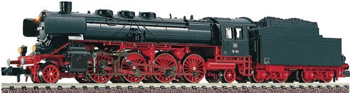 DB BR39.0-2 Steam Locomotive III - Fleischmann 713801