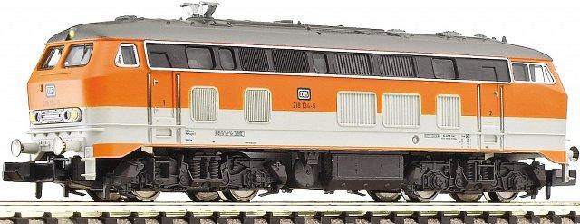 DB Citybahn Class 218 134-5 - Fleischmann 723602 DCC Fitted