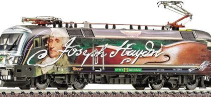 GySEV Rh1047 Hayden Electric Locomotive - Fleischmann 731103