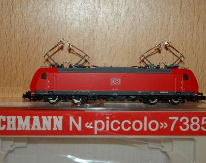 DEB Class 1895 111-2 - Fleischmann 7385 DCC Fitted