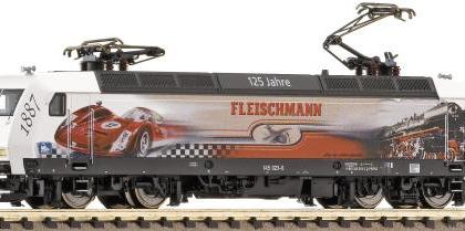 DB Class 145 032-6 125 years Fleischmann special - Fleischmann 781205