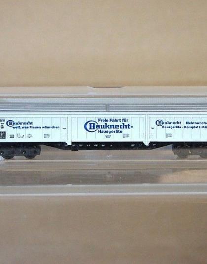 BAUKNECHT DB SWING ROOF WAGON - FLEISCHMANN N 8389