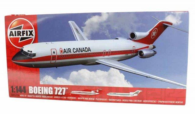 Boeing 727 - Airfix A04177A