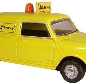 AA Service Mini Van - Oxford Diecast MV010