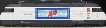 SBB Class 460 037-5 AJAX - Kato 13709-26