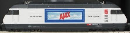 SBB Class 460 037-5 AJAX – Kato 13709-26 1