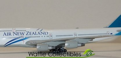 Air New Zealand Boeing 747-419 Special Edition - Dragon Wings 55131