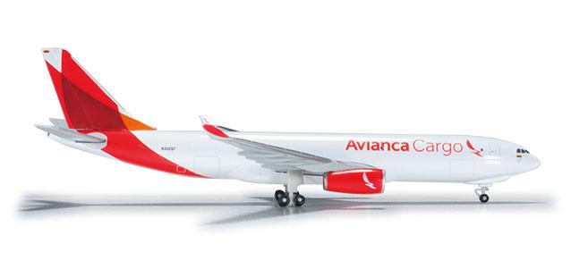 Avianca Cargo Airbus A330-200F - 526180