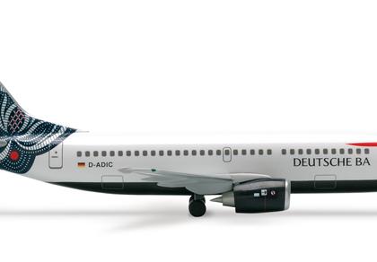 """Deutsche BA Boeing 737-300 """"Bavaria"""" - 550260"""