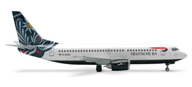 """Deutsche BA Boeing 737-300 """"Bavaria"""" – 550260 1"""