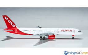 Air Berlin Boeing 757-200  Special Model HB-IHS