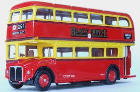 Black Prince Routemaster - EFE 15603