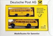 Brekina Bus Set Deutsche Post