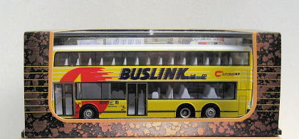 Hong Kong CITYBUS 3 AXLE OLYMPIAN  ROUTE 680 - SUN HING TOYS 1:76 SCALE