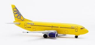Buzz Boeing 737-300 - 513043