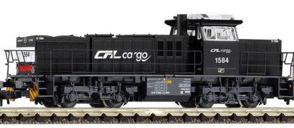 MRCE/CFL Cargo G1206 Diesel Locomotive VI - Piko 40405