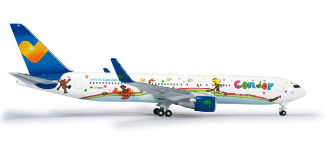 """Condor Boeing 767-300 """"Janosch"""" - 524704"""