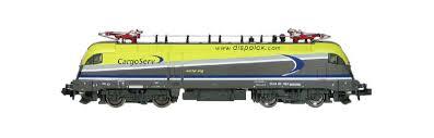 CargoServ Taurus   - Hobbytrain H2748