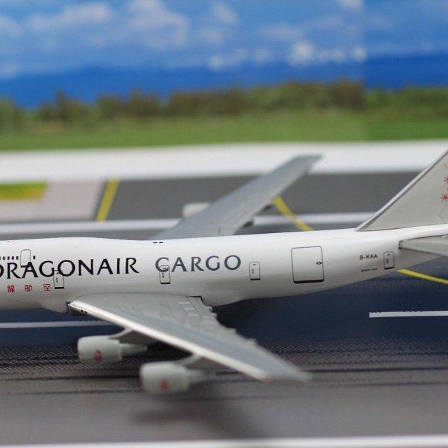 Dragonair Cargo Boeing 747-300 – Big Bird model 1
