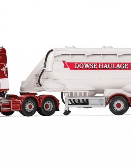 Scania R Highline, Feldbinder Tanker, Dowse Haulage Ltd - Corgi CC13769