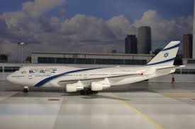 El Al Boeing 747-258 - Big Bird 2005-020