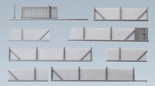 Metal Industrial Fencing - Faller 272420