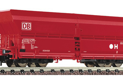 DBAG Side Discharge Hopper V - Fleischmann 852322 Start. N Gauge