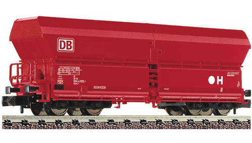 DBAG Side Discharge Hopper V - Fleischmann 852322 Start. N Gauge