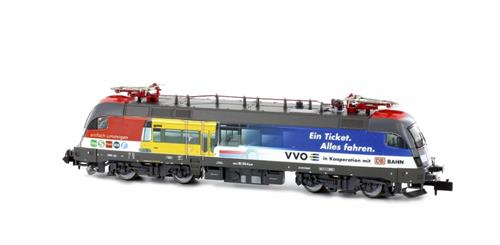DB Taurus ES64 U2 VVO/DB one ticket for all - Hobbytrain H2771