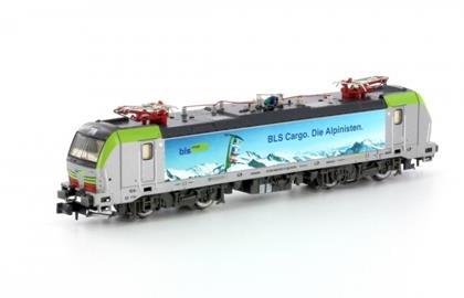 BLS Cargo Re493 Die Alpinisten Electric Locomotive VI - Hobbytrain (by Lemke) H2975