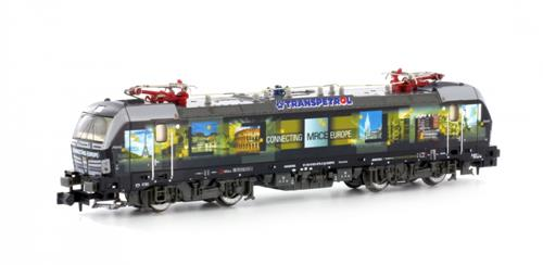 Vectron MRCE BR193 Connecting Europe Electric Locomotive VI - Hobbytrain (by Lemke) H2977