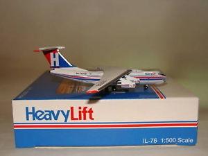 Heavy Lift IL-76 - Net models 2004-047