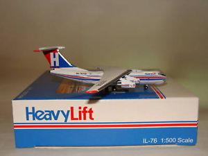 Heavy Lift IL-76 - Net models 2004-047