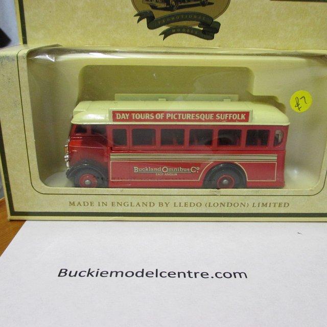 Buckland Omnibus Regal 1/2 Cab - Lledo Days Gone