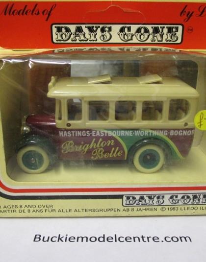 Brighton Belle Dennis Coach - Lledo Days Gone