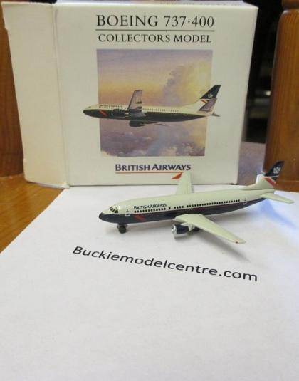British Airways Boeing 737-400 - BA Special 50 14561 003049